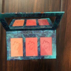 Colorete blush trio medium-tan